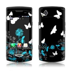 Fly Me Away Design Protective Skin Decal Sticker for Samsung Wave