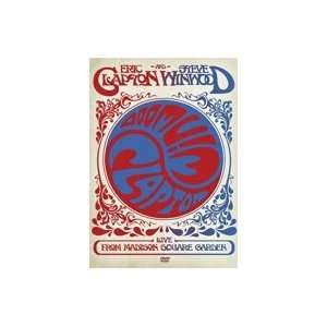 & Steve Winwood Live From Madison Square Garden [Dvd] Toys & Games