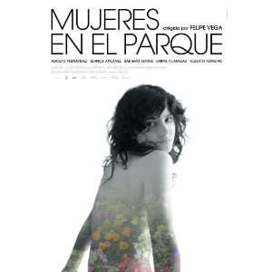 Mujeres en el parque Poster Movie Spanish 27x40 Home