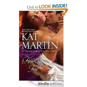 Heart of Fire Kat Martin  Kindle Store