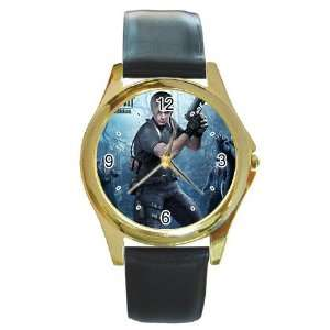 Resident Evil 4 v2 Gold Metal Watch