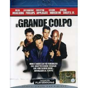 il grande colpo / The Big Hit (Blu Ray) Italian Import