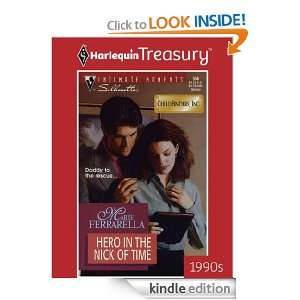 Hero in the Nick of Time (Silhouette Intimate Moments) [Kindle