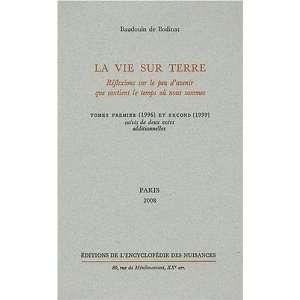 La vie sur Terre (French Edition) (9782910386290