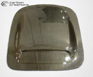 Universal Carbon Creations Hood/Roof Scoop Type 2