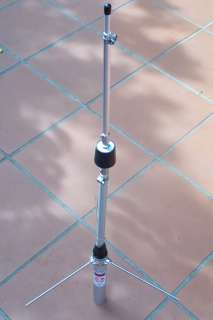 All Aluminum and stainless steel base station antenna provides long