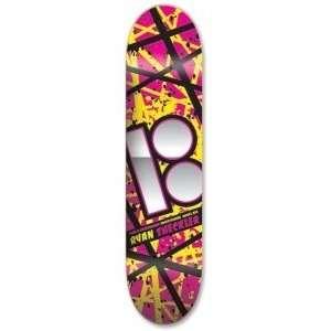 Plan B Skateboards Ryan Sheckler Axe Skateboard: Sports