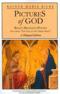 BARNES & NOBLE  Pictures of God: Rilkes Religious Poetry, Including
