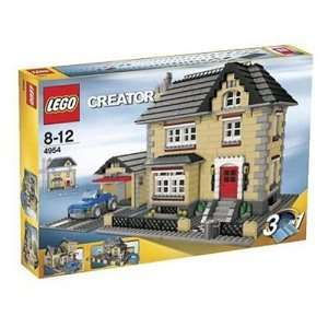 LEGO Creator 4954: Model Town House: .co.uk: Toys & Games
