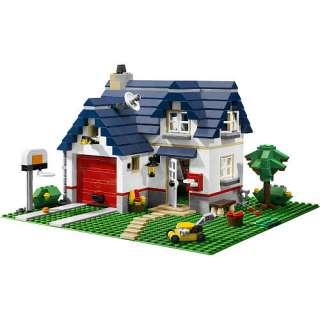 LEGO Creator 3 in 1 House Building Set (5891)   LEGO   LEGO Creator