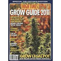 High Times The Best Of High Times Issue 61 Grow Guide 2011