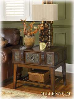 Ashley Furniture McKenna Rectang End Table   T753 3