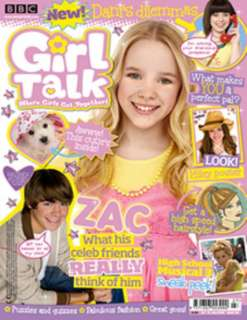 Girl Talk Magazine Subscription : Subscribe to Girl Talk