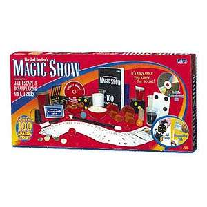 Buy Ryan Oakes 100 Trick Magic Show with DVD Ages 7+ & More