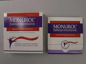 Picture MONUROL 3GM PACKET  Drug Information  Pharmacy  Walgreens