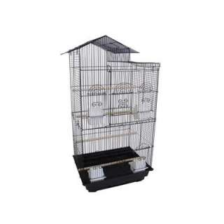 YML Villa Top Small Bird Cage   6894