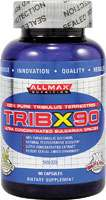 ALLMAX Nutrition Trib X 90 Pure Tribulus Terrestris    750 mg   90