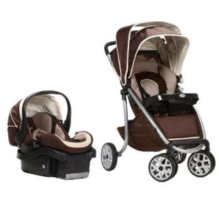 Safety 1st AeroLite Travel System Stroller w/Car Seat