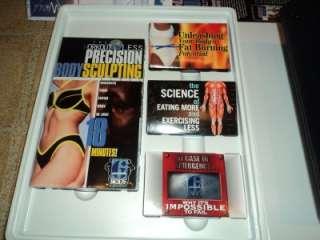 MICHAEL THURMONDS 6 WEEK BODY MAKE OVER PROVIDA VHS CASSETTE