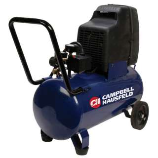 Campbell Hausfeld 8gal Oil Free Air Compressor Tools