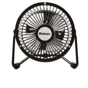 Holmes 4 Personal Home Office Table Desk Cooling Fan