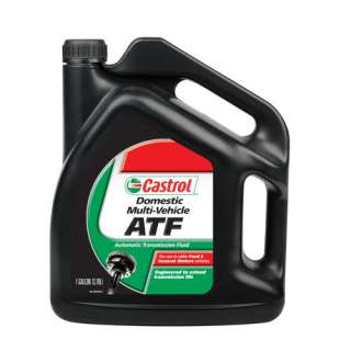 Domestic Multi Vehicle Automatic Transmission Fluid, 1 gal Automotive