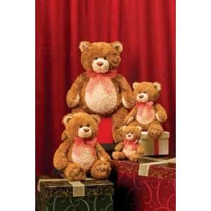 Aurora Plush 12 Brown Sugar Bear Toys & Games