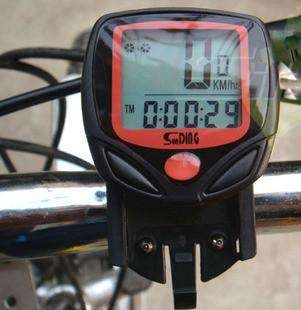 NEW Cycling Bicycle computer 16 functions Bike computer Odometer