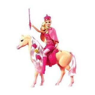 Barbie and The Three Musketeers Doll and Horse [Toy] by Mattel