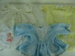 Big Lot Of Vintage Cabbage Patch Kids Doll Clothes & Shoes 38 Pieces