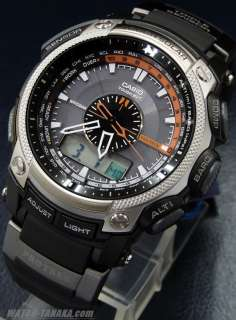 CASIO PROTREK PATHFINDER ATOMIC SOLAR WATCH PAW5000 1