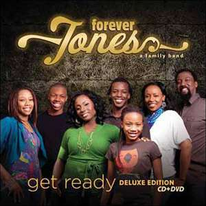 Get Ready (CD/DVD), Forever Jones Christian / Gospel