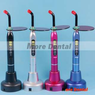 Wireless Cordless Dental Dentist LED Curing Light Lamp