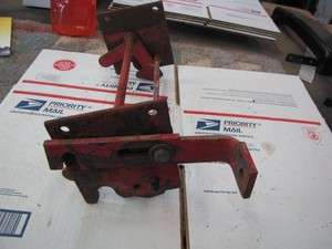 Wheel Horse Tractor D series D160 D180 D200 Mid mount attachment set
