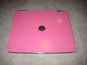 Hot Pink DELL LATITUDE D610 DVD P4 M 1GB 60 WiFi LAPTOP 2