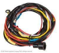 WIRING HARNESS FORD 8N W/FRONT MOUNT DISTRIBUTOR |