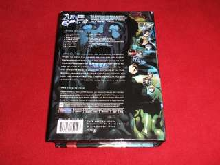 The Complete Series Box Set includes the Movie too Anime DVD