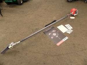Efco Pole Saw PTX 2700 telescopic tree pruner chainsaw adjustable New