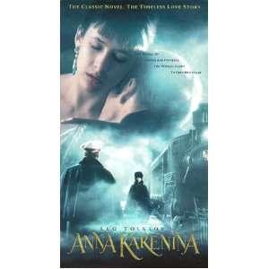 Leo Tolstoys Anna Karenina [VHS] Sophie Marceau, Sean
