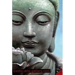 Buddha Painting Feng Shui Buddha Meditation Painting