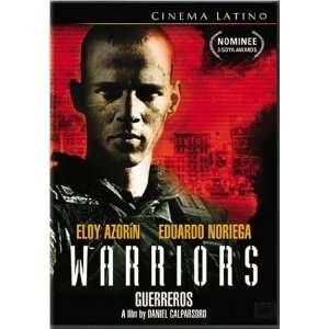 Warriors (Guerreros): Eloy Azorín, Eduardo Noriega (II
