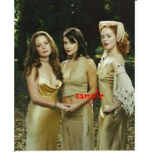 Charmed Alyssa Milano Holly Marie Combs Rose McGowan in