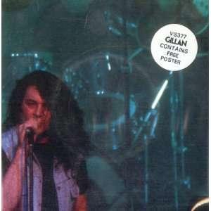 Trouble   Poster Sleeve Ian Gillan Music