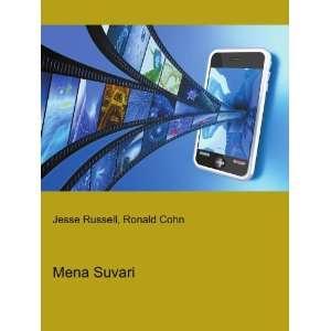 Mena Suvari Ronald Cohn Jesse Russell Books