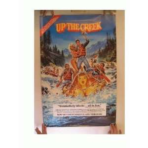 Up The Creek Movie Poster Tim Matheson Stephen Furst: Everything Else