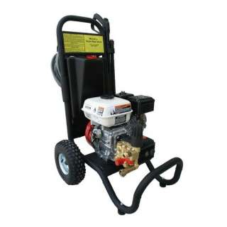 2700 PSI Cold Water Gas Pressure Washer with 6.5 Honda Engine Tools