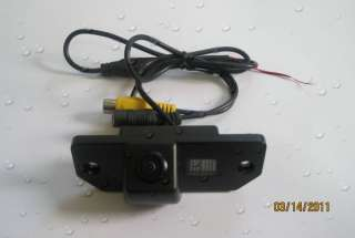 package included 1x ccd sony high quality waterproof car rear view