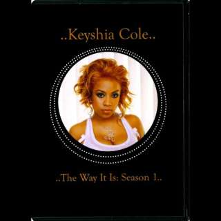 The Way It Is Season 1 (Music DVD), Keyshia Cole Music DVDs