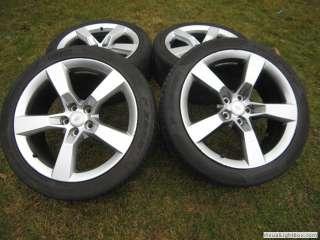 20 OEM 2010 2011 Chevrolet Camaro wheels rims SS LS LT ZL1 + Sensors