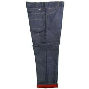 Jeans Denim 7 oz. Red Sanded Indura Lined, 38x30